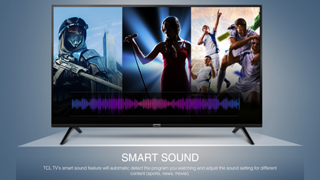 TCL 32S6500S 32 (80 cm) HD Smart LED TV Price in India - buy TCL