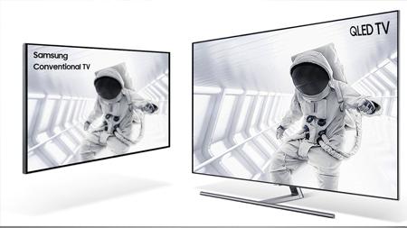 Samsung QA65Q6FNA 65 (165cm) 4K Smart QLED TV Price in India