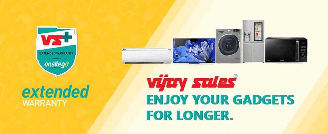 Extended Warranty Vijay Sales