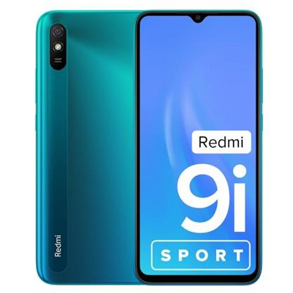 buy REDMI MOBILE 9I SPORT 4GB 64GB CORAL GREEN :Coral Green