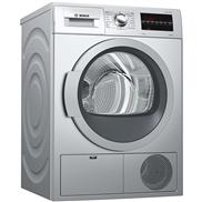 Bosch WTG86409IN 7 Kg Front Loading Condenser Tumble Dryer (Silver)
