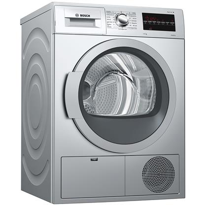 buy BOSCH DRYER WTG86409IN SILVER (7KG) :Bosch