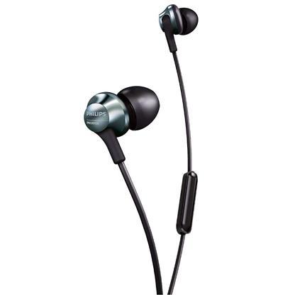 buy PHILIPS WIRED EARPHONE PRO6105 BLACK :Philips