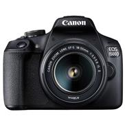 buy Canon EOS 1500D DSLR Camera (18-55+55-250mm, Black)