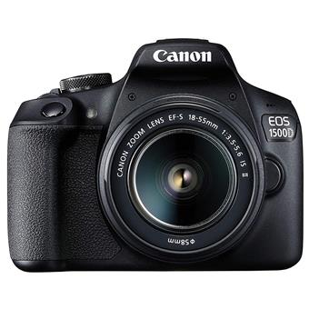 buy CANON DSLR EOS 1500D 18MM-55MM + 55MM-250MM LENS :Canon