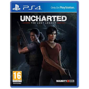 buy SONY PS4 GAME SOFTWARE UNCHARTED THE LOST LEGACY :Sony