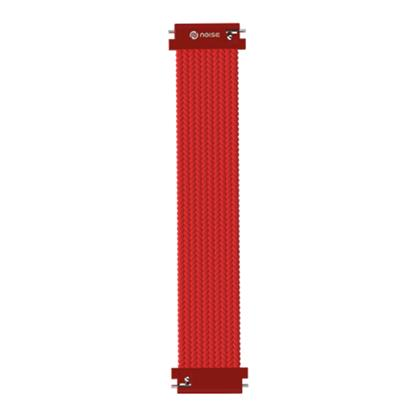 buy COLORFITPRO3 WOVEN NYLON 22MM XS Size STRAP BERRYRED :Noise