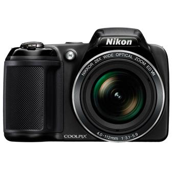 buy NIKON STILL CAMERA L340 BLACK :Nikon
