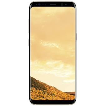 buy SAMSUNG MOBILE GALAXY S8 PLUS G955FD 4GB 64GB MAPLE GOLD :Samsung
