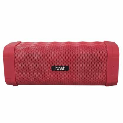 buy BOAT BT SPEAKER STONE 650R RAMPANT RED :Portable Speaker