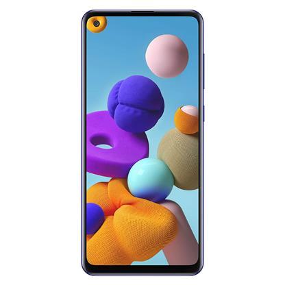 buy SAMSUNG MOBILE GALAXY A21s A217FG 4GB 64GB BLUE :Samsung