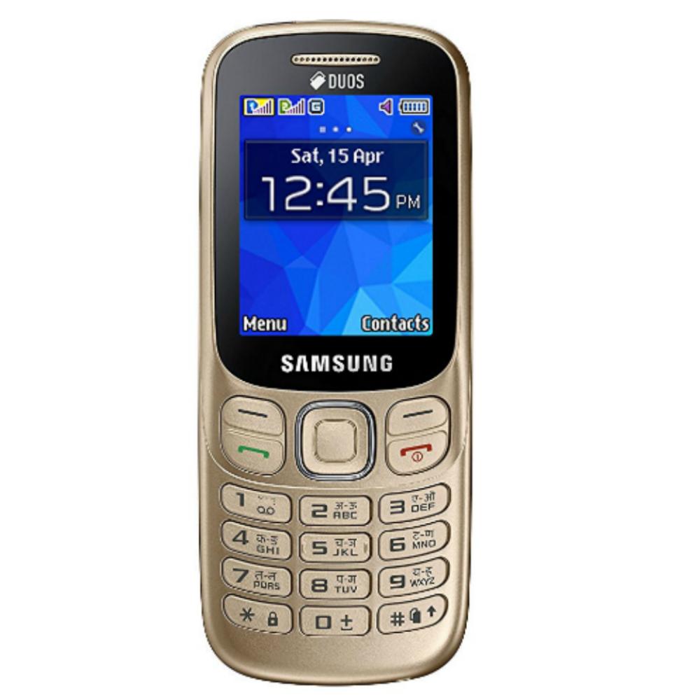 Samsung Metro B313E (Gold) Price in India - buy Samsung