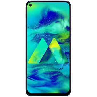 buy SAMSUNG MOBILE GALAXY M40 M405FD 6GB 128GB BLUE :Samsung