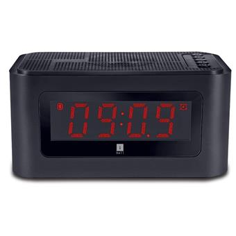 buy IBALL PORTABLE BT SPEAKER CLOCK SOUND STATION :IBall