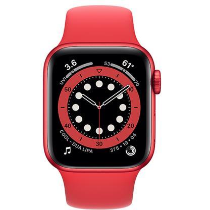 buy APPLE WATCH S6 44MM RED AL RED SP CEL M09C3HN/A :Apple