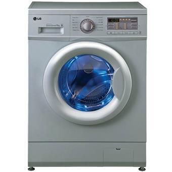 buy LG WM FH0B8NDL25 LUXURY SILVER  (6.0 KG) :LG