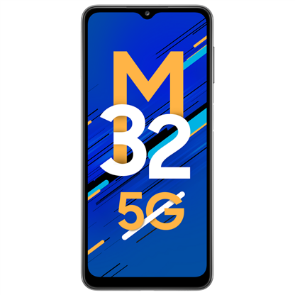 buy SAMSUNG MOBILE GALAXY M32 5G M326BI 6GB 128GB BLUE :Sky Blue
