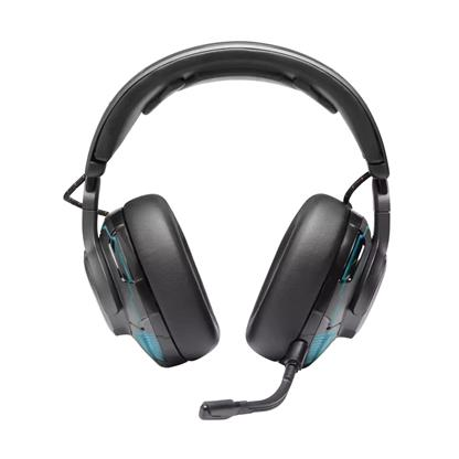 buy JBL GAMING WIRED HEADPHONE QUANTUMONE BLACK :JBL