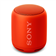 Sony SRSXB10 Portable Bluetooth Speaker (Red)