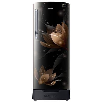 buy SAMSUNG REF RR22N385YB8 SAFFRON BLACK :Samsung