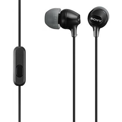 buy SONY EARPHONE MDREX15APBC BLACK :Sony