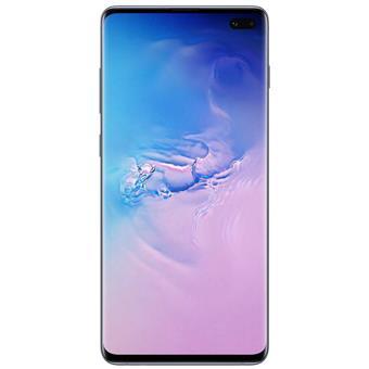 buy SAMSUNG MOBILE S10 PLUS G975FD 8GB 128GB PRISM BLUE :Samsung