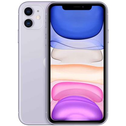 buy IPHONE MOBILE 11 128GB PURPLE :Apple