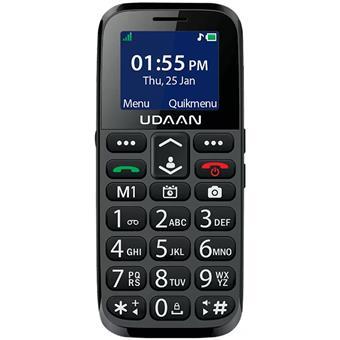 buy EASYFONE MOBILE UDAAN BLACK :Easyfone