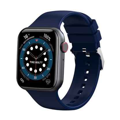 buy FIRE-BOLTT SMART WATCH RING BSW005 BLUE :Smart Watches & Bands