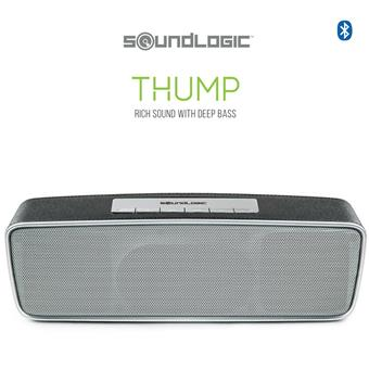 buy SOUNDLOGIC THUMP BLUETOOTH SPEAKER PBS026 :Soundlogic