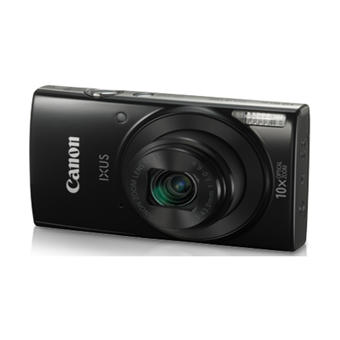 buy CANON DIGITAL CAMERA IXUS190 BLACK :Canon