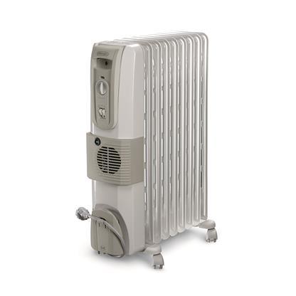 buy DELONGHI ROOM HEATER OFR 9 FIN WITH FAN :Room Heater