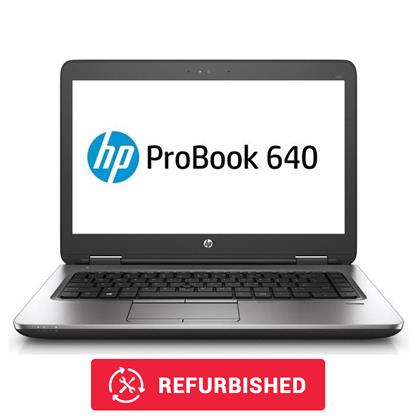 buy REFURBISHED HP PROBOOK 640 G2 (CORE I5 6TH GEN/4GB/500GB/WEBCAM/14''/DOS) :HP