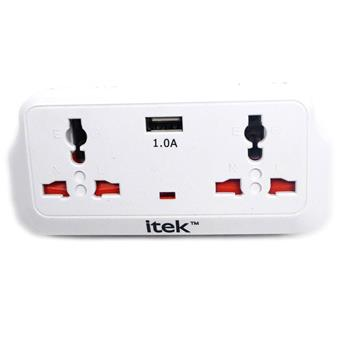 buy ITEK MULTI FUNCTION ADAPTOR WITH USB :ITEK