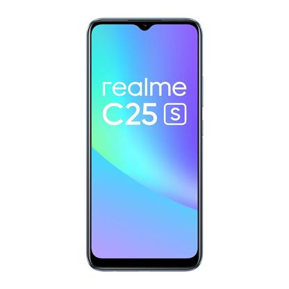 buy REALME MOBILE C25S RMX3197 4GB 64GB WATERY BLUE :Watery Blue