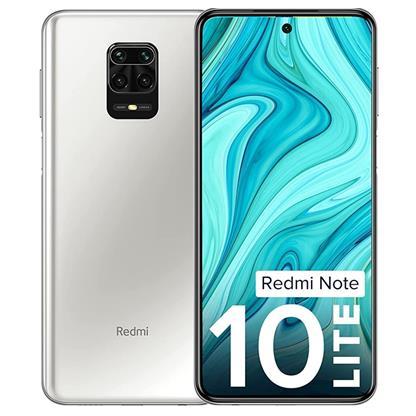 buy REDMI MOBILE NOTE 10 LITE 6GB 128GB 36990 GLACIER WHITE :Glacier White