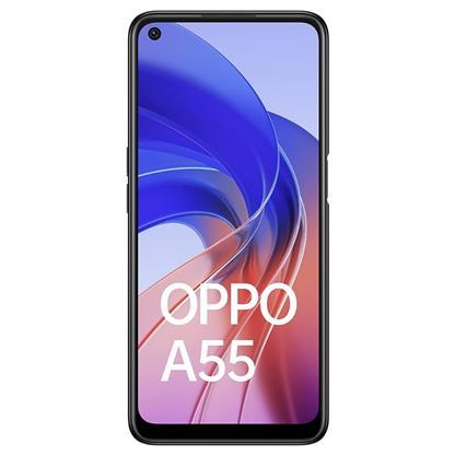 buy OPPO MOBILE A55 CPH2325 4GB 64GB STARRY BLACK :Starry Black