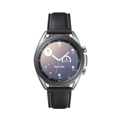 buy SAMSUNG GALAXY WATCH 3 41MM 4G SILVER SM-R855FZSAINS :Samsung