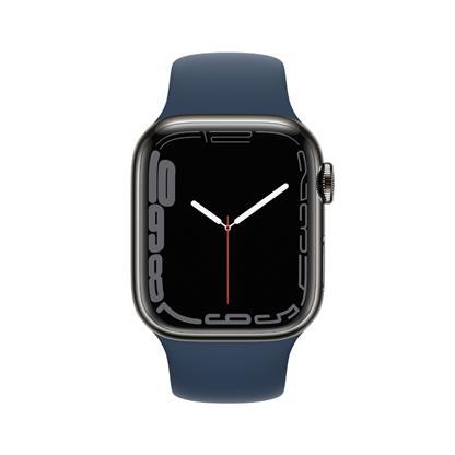 buy APPLE WATCH S7 41MM GPH SS ABY SP CEL MKJ13HN/A :Apple Watch