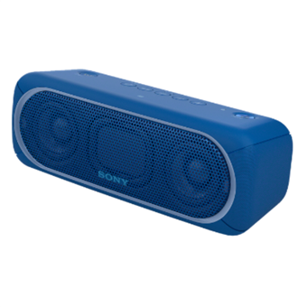 buy SONY PORTABLE BLUETOOTH SPEAKER SRSXB30 BLUE :Sony
