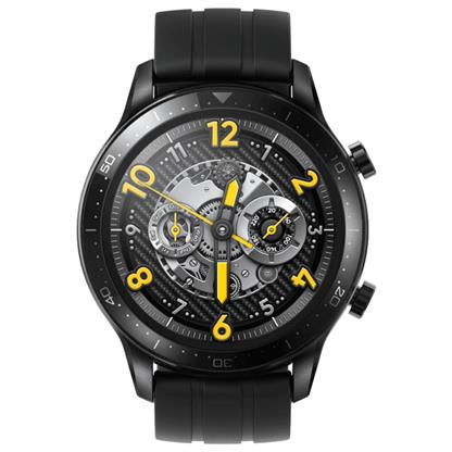 buy REALME SMART WATCH S PRO RAM186 BLACK :Smart Watches & Bands