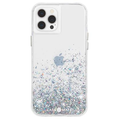 buy Case-Mate Twinkle Ombre Hard Back Case Cover for iPhone 12/12 Pro - Multi :Casemate