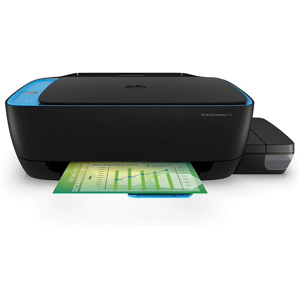 HP Ink Tank 419 All in One Wireless Color Printer Price in