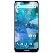 buy Nokia 7.1 TA1097 DS (64GB 4GB, Gloss Midnight Blue)