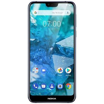 buy NOKIA MOBILE 7.1 TA1097 DS 4GB 64GB GLOSS MIDNIGHT BLUE :Nokia
