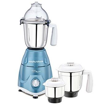 buy MORPHY MIXER GRINDER ICON ROYAL SAPPHIRE 600W :Morphy Richards