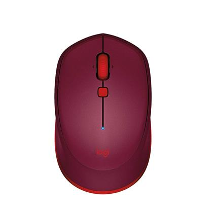 buy LOGITECH WIRELESS MOUSE M337 RED :Logitech