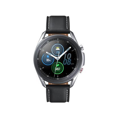 buy SAMSUNG GALAXY WATCH 3 45MM 4G SILVER SM-R845FZSAINS :Samsung