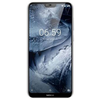 buy NOKIA MOBILE 6.1 PLUS TA1083 DS 4GB 64GB WHITE :Nokia