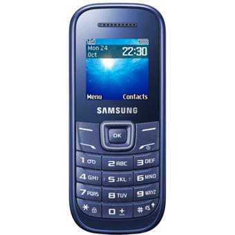 buy SAMSUNG MOBILE GURU E1200 BLUE :Samsung